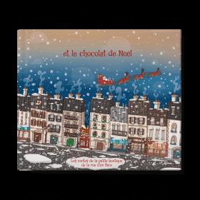 PRENOM et le Chocolat de Noël - PDF