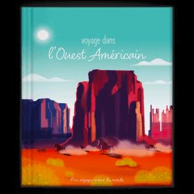 PRENOM voyage dans l'Ouest Américain - PDF