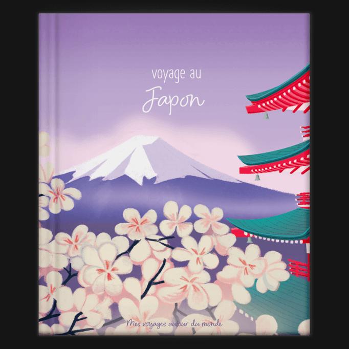 Son voyage au Japon - PDF