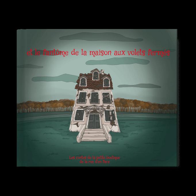 Le fantôme de la maison aux volets fermés (pdf)