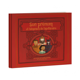 PRENOM et l'almanach de l'apothicaire