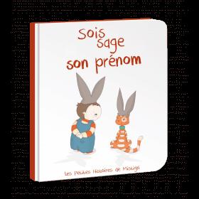 Sois sage PRENOM - PDF