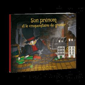 PRENOM et le croquemitaine du grenier (pdf)