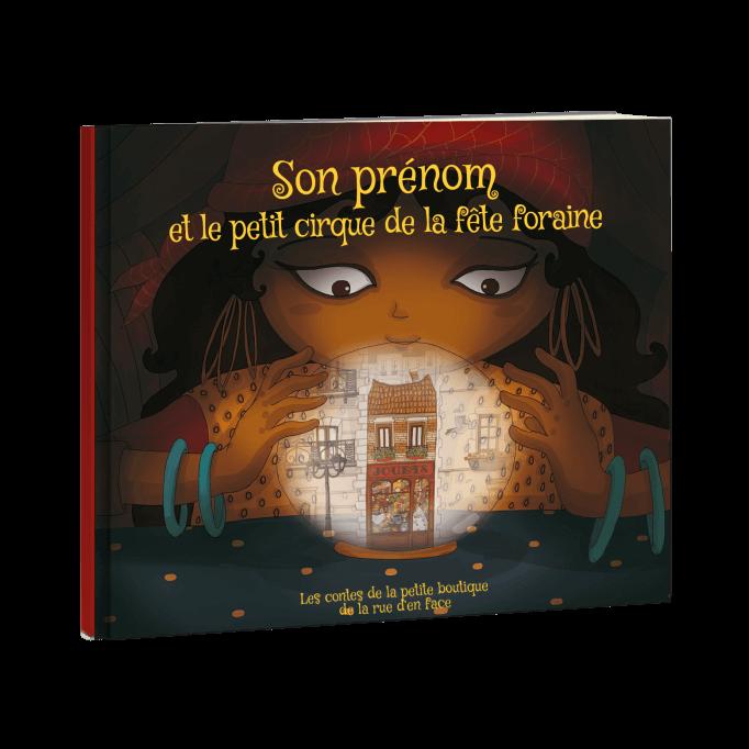 PRENOM et le petit cirque de la fête foraine (pdf)