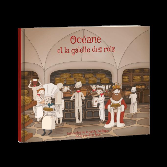 PRENOM et la fève de la galette des rois (pdf)