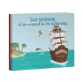 PRENOM et les corsaires du royaume de Baranka - PDF