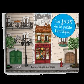 Carnet de jeux - Le Marchand de Sable