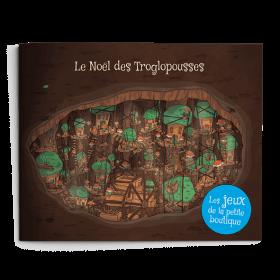 Carnet de jeux - Le Noël des Troglopousses
