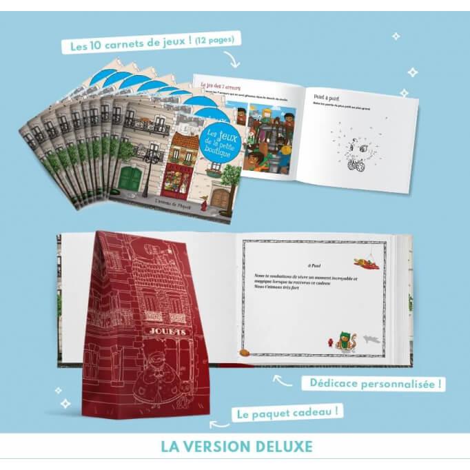 Le recueil : un beau cadeau personnalisé