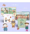 Livres personnalisés d'éveil pour les petits