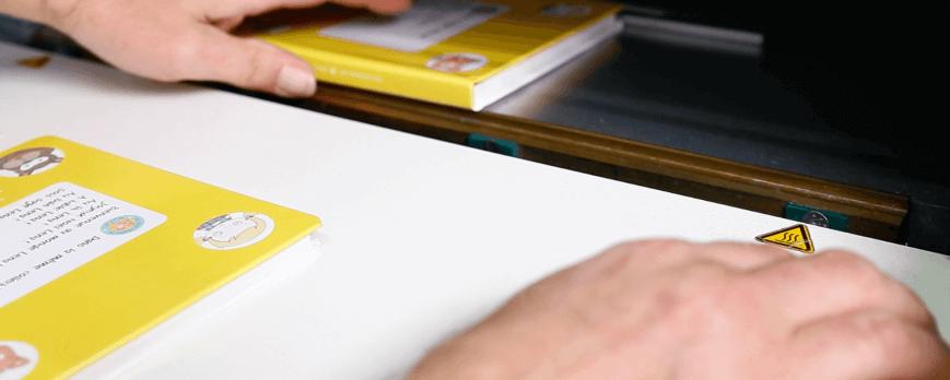 Comment créer un livre personnalisé ?