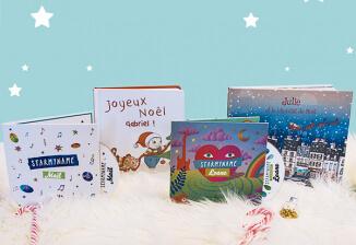 Le Livre de Noël, un cadeau enchanté