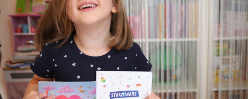 L'album de comptines avec son prénom : le cadeau idéal