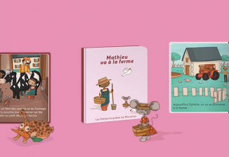 Découvrez notre nouveau livre personnalisé pour bébé